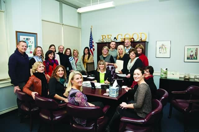 Anne Hutchinson Elementary School staff played a role in the school's nomination.