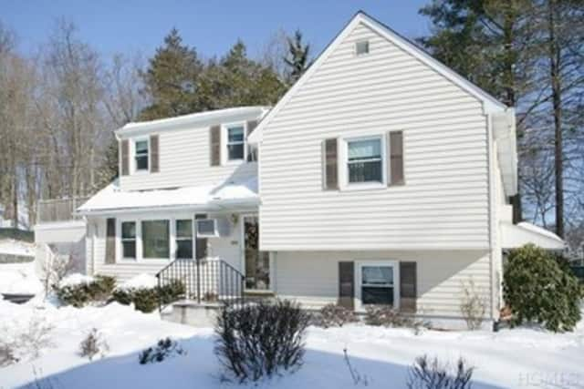 This house at 103 Manville Road in Pleasantville is open for viewing on Sunday.