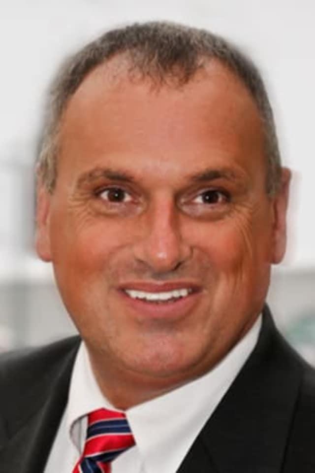 Peekskill Mayor Frank Catalina