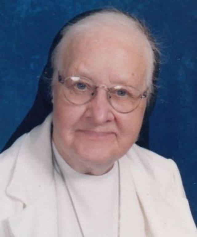 Sister Ann Louise Beerhalter