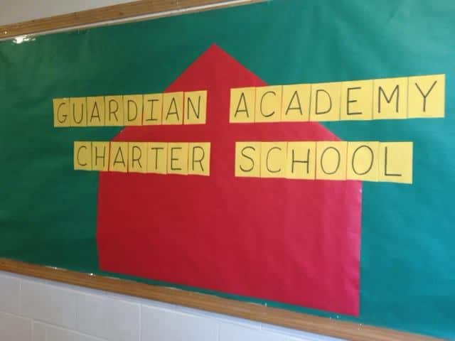 An informational session about the Guardian Academy Charter School will be held on Tuesday, March 4.