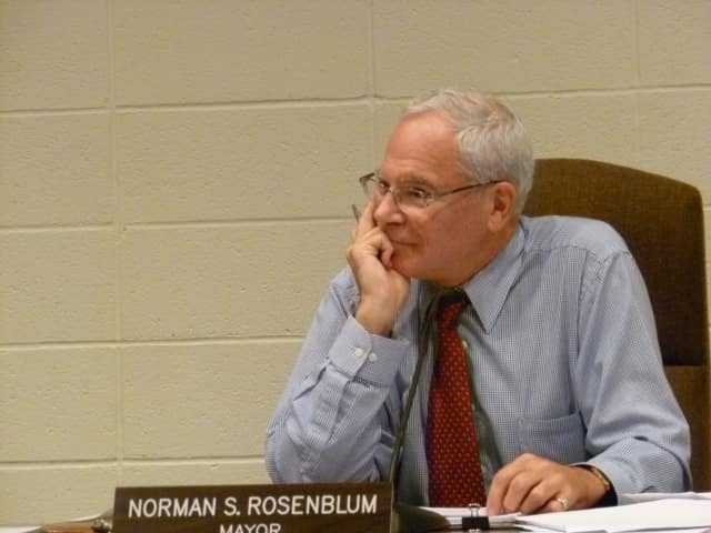 """Mamaroneck Mayor Norman Rosenblum asked a Supreme Court judge for a """"show-case"""" order, challenging 3-2 votes by the village board that the Republican mayor says strip him of authority to make appointments. A judge dismissed the legal challenge."""