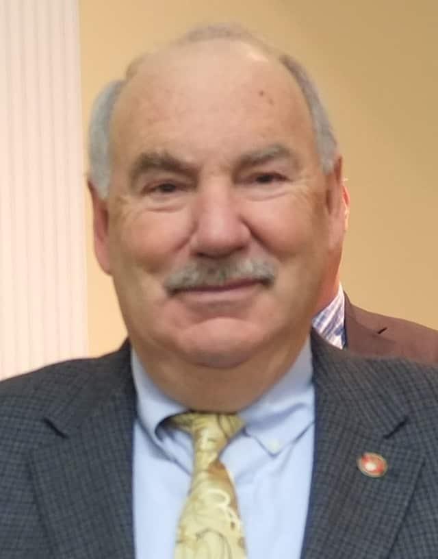 Mount Kisco Mayor Michael Cindrich