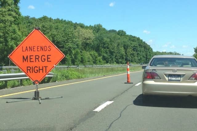 Lane closures will begin on the Hutchinson River Parkway on Monday, June 13.