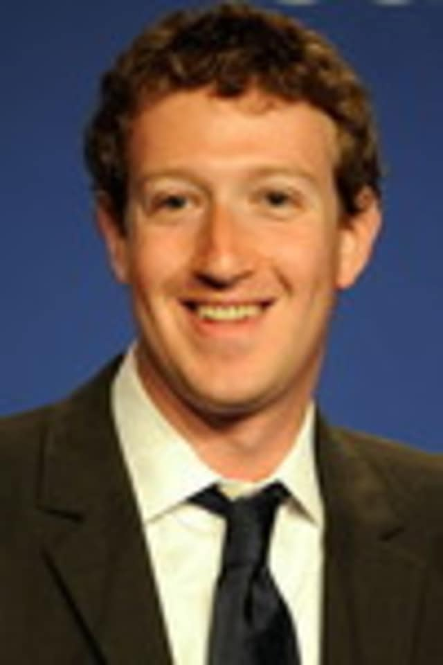 "Facebook founder and former Dobbs Ferry resident Mark Zuckerberg was no.21 on Forbes' ""Richest People on the Planet"" list."