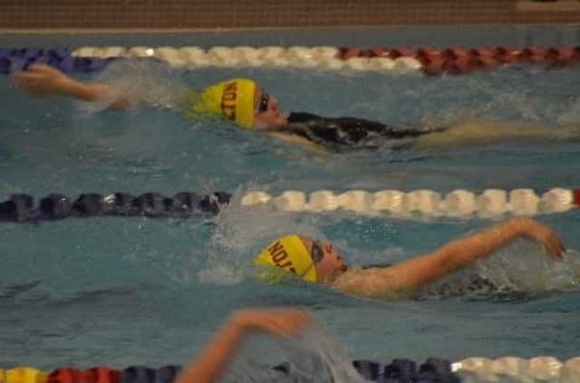 The Wilton Wahoos swim team performed well in several recent meets.