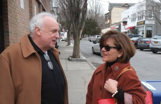 John Perillo was mayor of the Village of Ossining from 2000 to 2004.