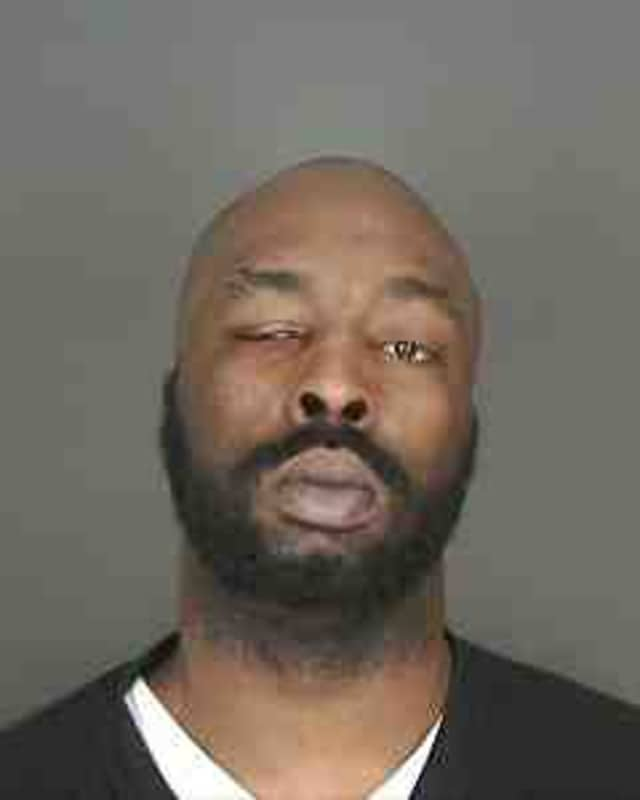 Cory Hepburn, a registered sex offender, was arrested by Peekskill police after failing to report his address.