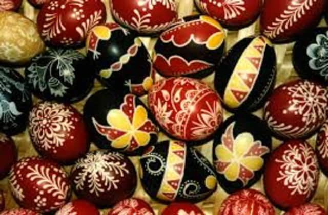 Learn the traditional Hungarian art form of egg decoration at the Hungarian Folk Arts event.