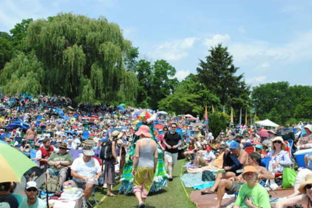 Clearwater Festival reduced its waste by more than nine tons last year. 6f5eaca698