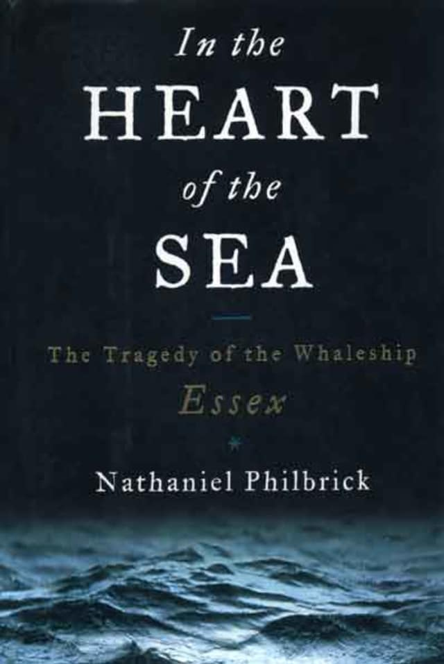 """The New Canaan Library is inviting residents to a special reading of """"In the Heart of the Sea"""" by Nathaniel Philbrick on April 4."""