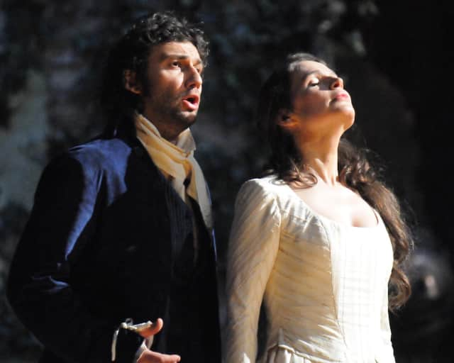 "The Ridgefield Playhouse will present Massenet's ""Werther"" as part of its Met Live in HD."