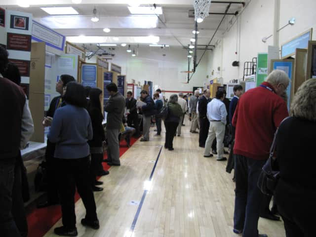 Tthe Westchester & Putnam Science Engineering Fair awards will be presented on Saturday.