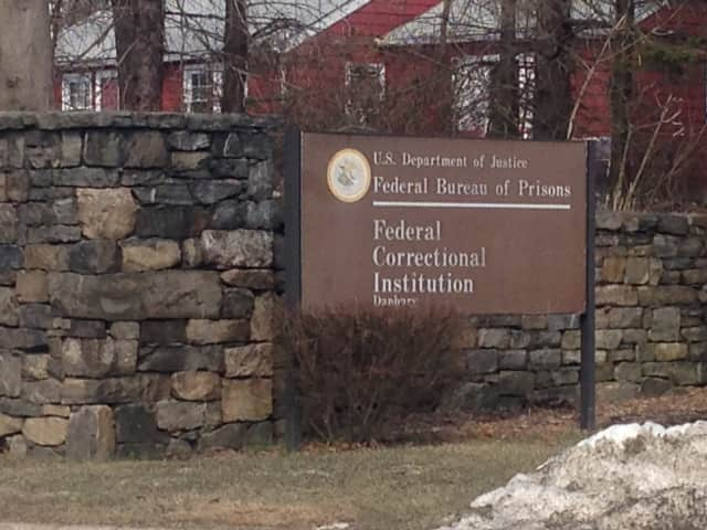 A former employee at the Federal Correctional Institution in Danbury has been sentenced to five months in prison for sexually abusing an inmate.