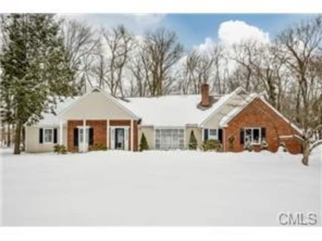 The house at 20 Lindencrest Drive in Danbury is open for viewing this Sunday.