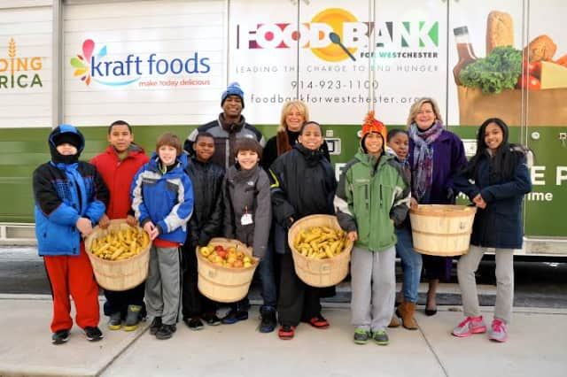 A new partnership between the Food Bank for Westchester and The Town of Greenburgh will make children ambassadors for eating healthy at home.
