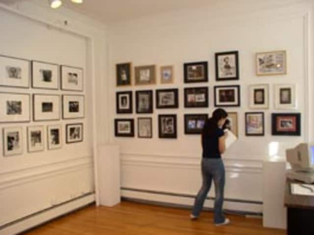 Pace University's Choate House Gallery will host artwork of local artists from Briarcliff.