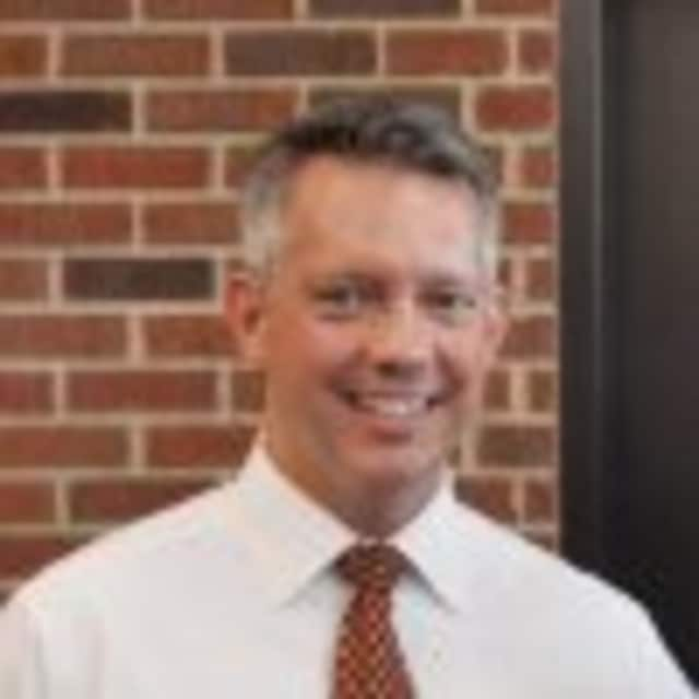 Scarsdale's new superintendent, Thomas Hagerman.