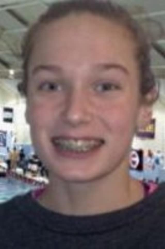 Greenwich's Alex Walsh of Chelsea Piers Athletic Club in Stamford set two age group national records in a meet last weekend.