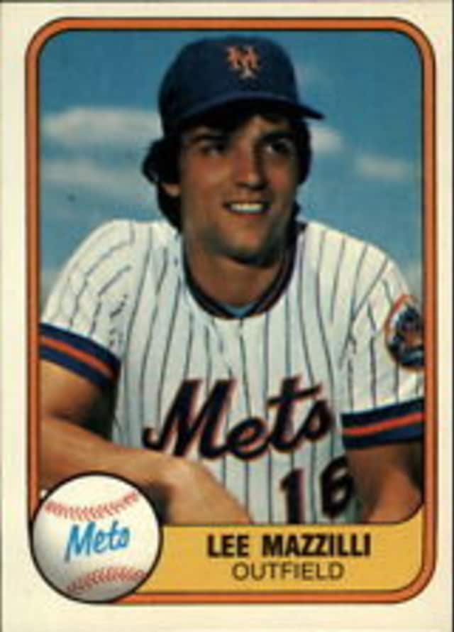 Lee Louis Mazzilli turns 59 on Tuesday.