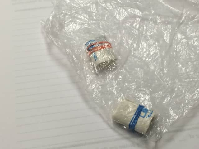 Trumbull police and emergency officials are talking about the opiate scourge after a Stratford man died of an apparent overdose last week. Shown, heroin that was seized in a traffic stop by the Fairfield Police Department in a different case.