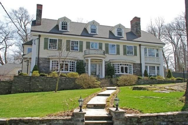 The home at 21 Laporte Ave. in Mount Vernon is listed for $2,849,000.