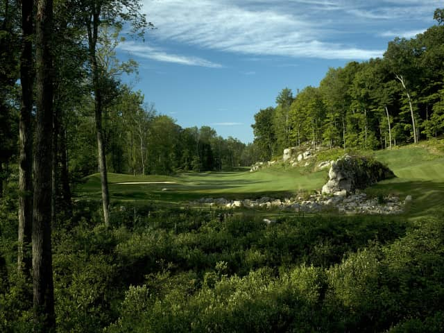 "Pound Ridge Golf Course ranks fourth in New York in a Golfweek Magazine story about ""Best Places You Can Play."""