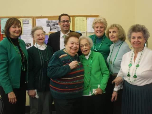 "Yonkers resident Jacinta ""Pat"" Brikenfeld celebrated her 100th birthday recently."