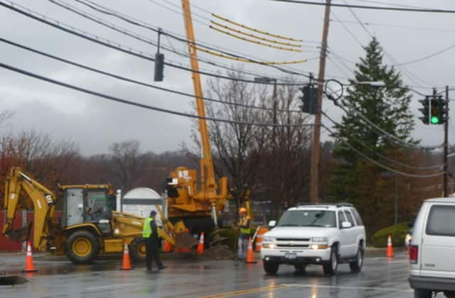 Rye Brook's budget for next year includes about $500,000 for road resurfacing work.