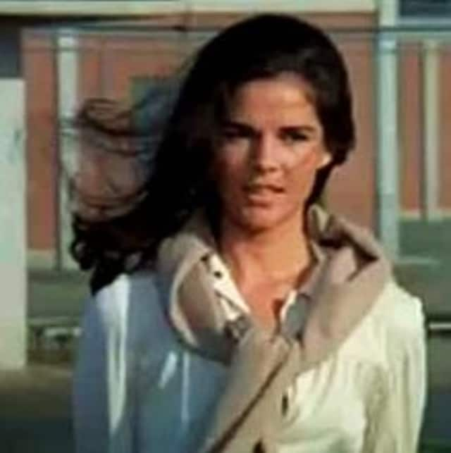 Ali MacGraw turns 76 on Wednesday.