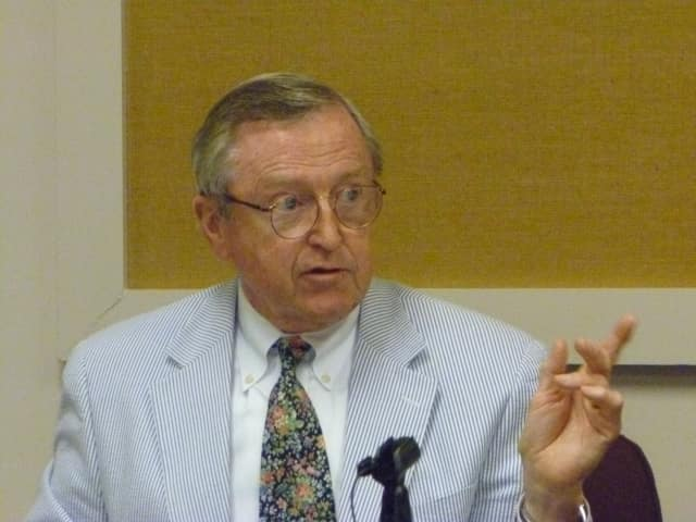Wilton First Selectman Bill Brennan proposed a budget that would include a 3.74 percent increase.