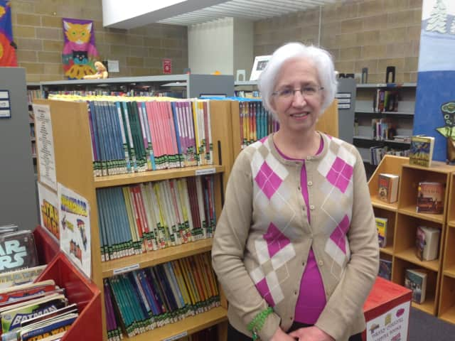 Diane McCrink, director of the Children's Department at the Yonkers Grinton Will Public Library.