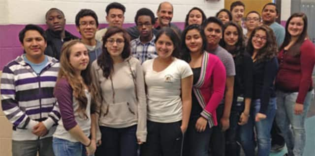 Yonkers' Lincoln High School Science Research students are headed to a STEM symposium at Liberty Science Center in June.