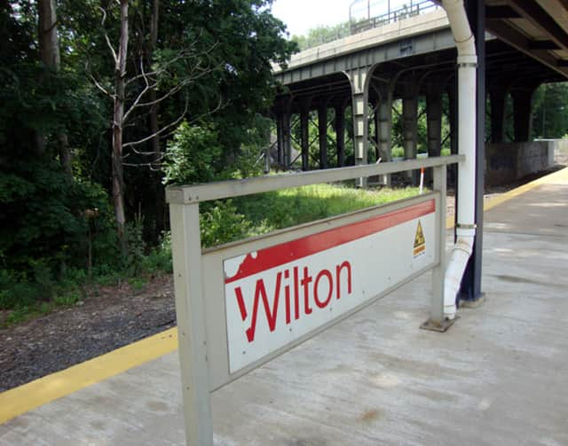 Wilton Train Station
