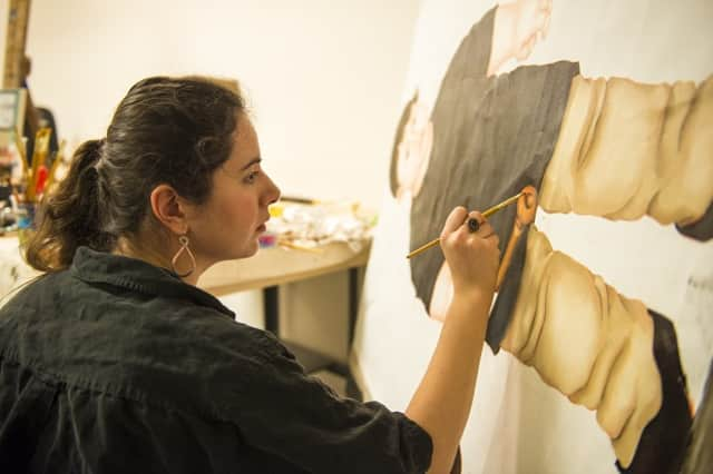 Fair Lawn is offering several winter art classes for kids and teens.