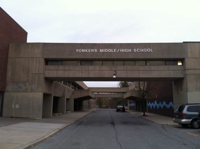 Yonkers High School.