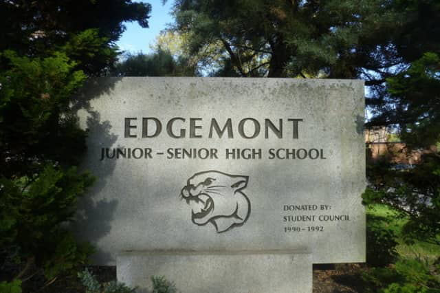 Edgemont High School was ranked among the best in New York State.