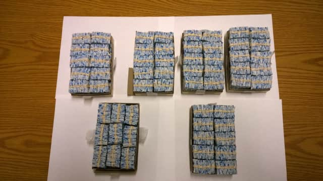 Heroin has become a growing problem in Westchester. Westchester County Police arrested a woman and seized $59,000 worth of heroin following a traffic stop in New Rochelle just last month.