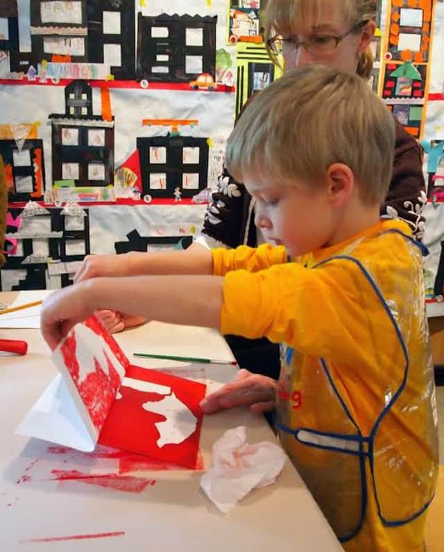 The Katonah Museum of Art is set to host a drop-in spring break program for kids.
