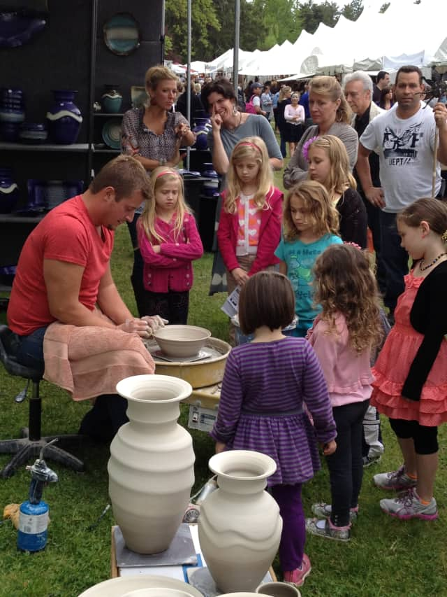 Lyndhurst Estate will be hosting its annual crafts and spring festival in May and will feature arts and crafts like pottery and scarf-making.