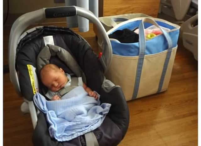 Resources for new parents are available at Northern Westchester Hospital.