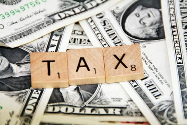 North Salem town and county tax payments are due on Wednesday, April 30.