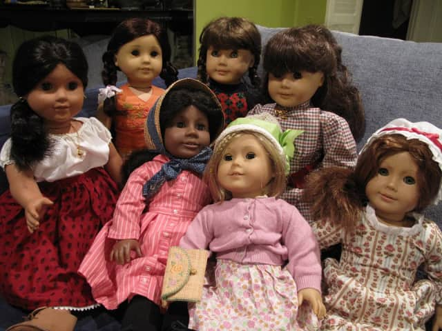 American Girl Dolls are the most popular Christmas gift in Connecticut.