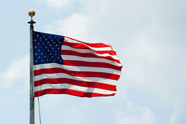 Residents who have old or worn flags can dispose of them from June 1 to June 13 in Danbury.