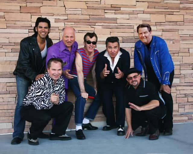 """The Ridgefield Playhouse is celebrating the 35th anniversary of the movie """"Grease"""" with Sha Na Na in concert on Friday, April 25."""