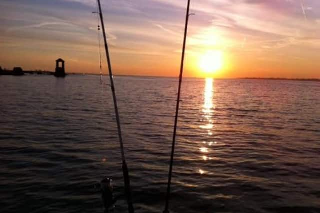 As the sun rises over Long Island Sound, Norwalk fishermen are getting their gear together for a new fishing season.