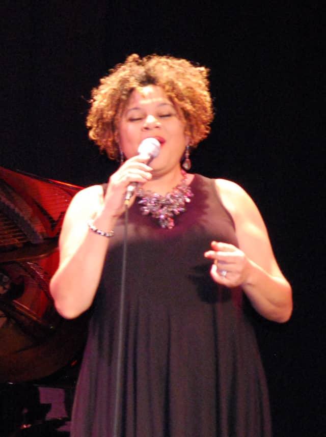Grammy-award winning jazz vocalist Melissa Walker will be featured at the concert.