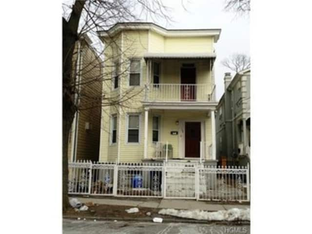 This house at 139 South 12 Ave. in Mount Vernon is open for viewing this Saturday.