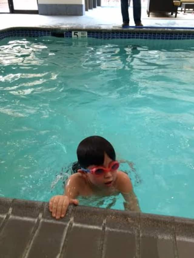 Wilton-based Children of the Sound is celebrating 10 years of providing swimming lessons to families in Fairfield and Westchester counties.