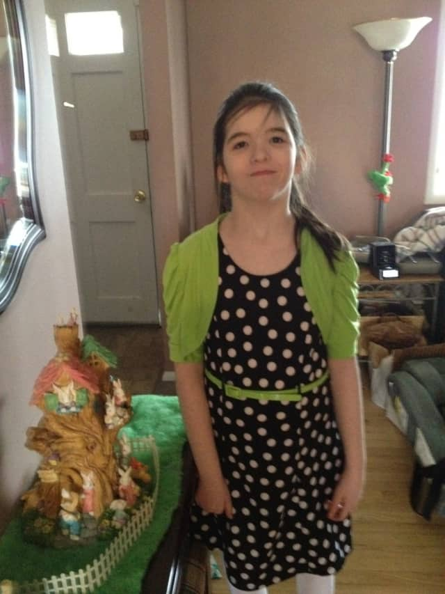 Lisa Hodes is a 13-year-old Yorktown resident who suffers from a neurological disorder.